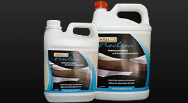 Proclean container