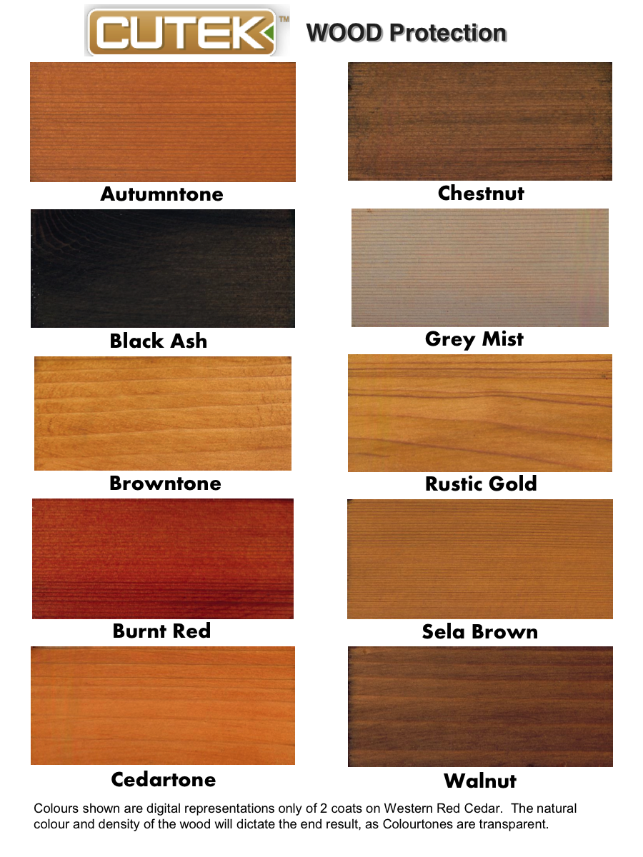 Cutek Extreme Wood Stain Colors Cutek Oils For Wood